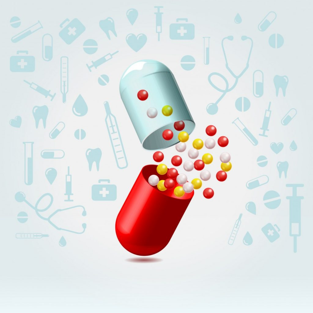 抗生物質は腸内細菌の大敵